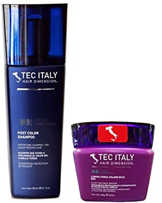 pack-ahorro-cabello-rojo-tec-italy-hair-dimension-champu-post-color-lumina-forza-colore-red